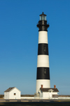 Bodie Island Lighthouse, Cape Hatteras National Seashore, Outer Banks, Bodie Island, NC