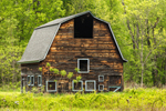 Old Abandoned Barn, Pioneer Valley, Deerfield, MA
