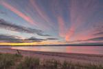 Sunrise at West Neck, Shelter Island Sound and Nyack Bay, Shelter Island, NY