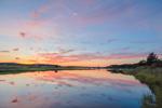 Sunset at Horseshoe Cove, Cutchogue Harbor, Long Island, Southold, NY