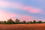 Sunset over Meadow after Storm, Phillipston, MA