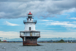 Hog Island Shoal Lighthouse, Narragansett Bay, Portsmouth,  RI