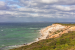 Gay Head Cliffs, Martha's Vineyard, Aquinnah, MA