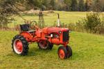 Antique Allis-Chalmers Tractor, Northeast Kingdom, Sutton, VT
