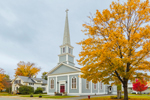 St. Andrew Roman Catholic Church in Fall, Waterbury, VT