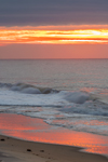 Sunrise and Surf at South Beach, Martha's Vineyard, Edgartown, MA