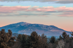Mount Monadnock at Sunrise, View from Royalston, MA
