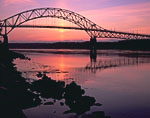Bourne Bridge and Cape Cod Canal