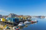 Fishing Fleet on Piscataqua River, Portsmouth Harbor, Portsmouth, NH