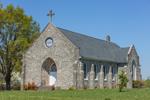 Historic Daniels Church Evangelical Lutheran in Spring, (Daniels Lutheran Church) Built 1888, Lincoln County, Daniels, NC