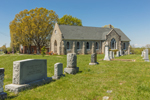 Historic Daniels Church Evangelical Lutheran and Cemetery in Spring, (Daniels Lutheran Church) Built 1888, Lincoln County, Daniels, NC