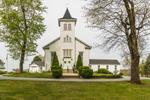 Farmington Methodist Church, Built 1881, Piedmont Region, Davie County, Village of Farmington, Mocksville, NC