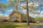 Hickory Grove United Methodist Church in Spring, Village of Mayfield, Piedmont Region, Rockingham County, Pelham, NC
