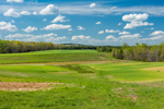 Rolling Green Farmlands in Spring, Piedmont Region, Pittsylvania County, Village of Spring Garden, Chatham, VA