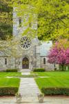 All Saints' Church in Spring, Peterborough, NH