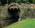 Stone Bridge at Gillette State Park