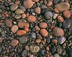Cobblestones, Hunter's Beach