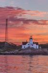 Predawn at Eastern Point Lighthouse, Cape Ann, Gloucester, MA