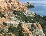 Granite Coastline, Bass Harbor Head