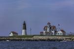 Point Judith Lighthouse, Block Island and Rhode Island Sounds, Narragansett, RI