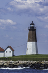Point Judith Lighthouse, Block Island and Rhode Island Sounds, Narragansett, RI