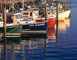Fishing Boats, Commercial Fishing Pier
