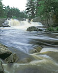 High Falls, Oswegatchie River, Five Ponds Wilderness
