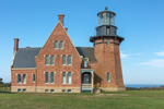 Southeast Lighthouse, Built 1874, National Historic Landmark, Block Island, RI