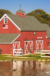 Red Barn at Beacon Hollow Farm, Block Island, RI