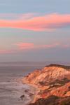 Gay Head Cliffs at Sunset, Martha's Vineyard, Aquinnah, MA