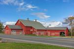 Big Red Barn, Village of Lakeville, Salisbury, CT