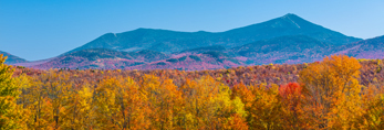 Whiteface Mountain in Fall, Adirondack Mountains, Adirondack Park, Harrietstown, NY