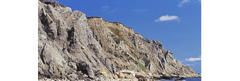 Mohegan Bluffs