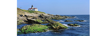 Beavertail Lighthouse, Beavertail Point