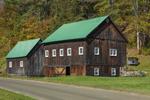 Natural Wood Barn, Guilford, VT