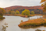 Upper Delaware National Scenic and Recreational River in Autumn, Upper Delaware Scenic Byway, Cochecton, NY