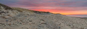 Sunrise at Philbin Beach, Martha's Vineyard, Aquinnah, MA