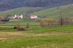 Ovoka Farm in Early Spring, Fauquier County, Paris, VA