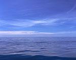 Atlantic Ocean in Calm