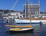 Sailboats in Vineyard Haven Harbor, Martha's Vineyard