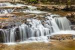 Jackson Falls in Spring, White Mountains Region, Jackson, NH
