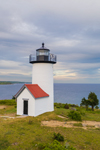 Tarpaulin Cove Lighthouse on Naushon Island, Elizabeth Islands, Town of Gosnold, MA