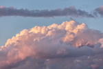Clouds over Point Judith Pond at Sunset, South Kingstown, RI