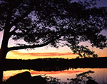 Predawn on Lake Tiorati, Harriman State Park