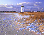 Early Morning Light at Edgartown Lighthouse, Martha's Vineyard