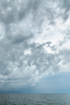 Storm Clouds over Buzzards Bay off West Falmouth, Cape Cod, West Falmouth, MA