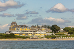Ocean House as Viewed from Waters of Block Island Sound, Watch Hill, Westerly, RI