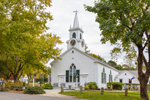 Dennis Union Church, United Church of Christ Congregational, Cape Cod, Dennis, MA