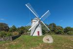 Jamestown Historical Society Windmill, Windmill Hill Historic District, Jamestown, RI