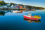Lobster Boats in Early Morning Light, Stonington Harbor, Deer Isle, Stonington, ME